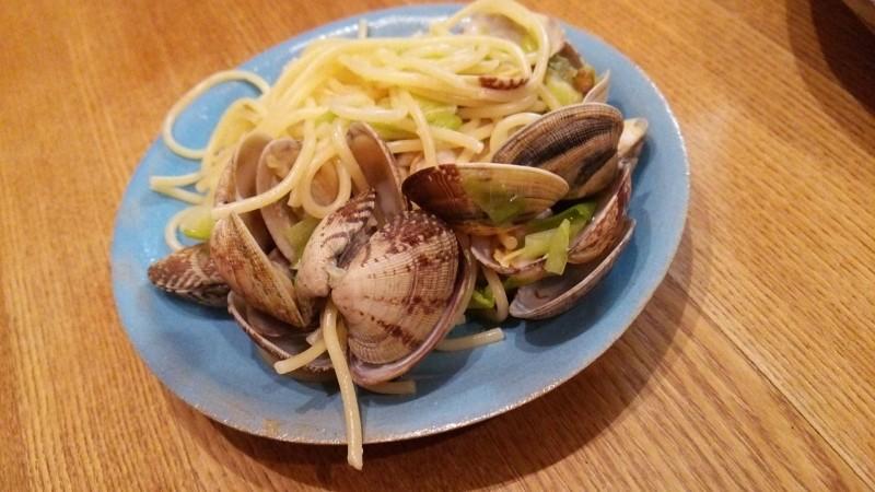 青_食器_陶器_手作り_料理