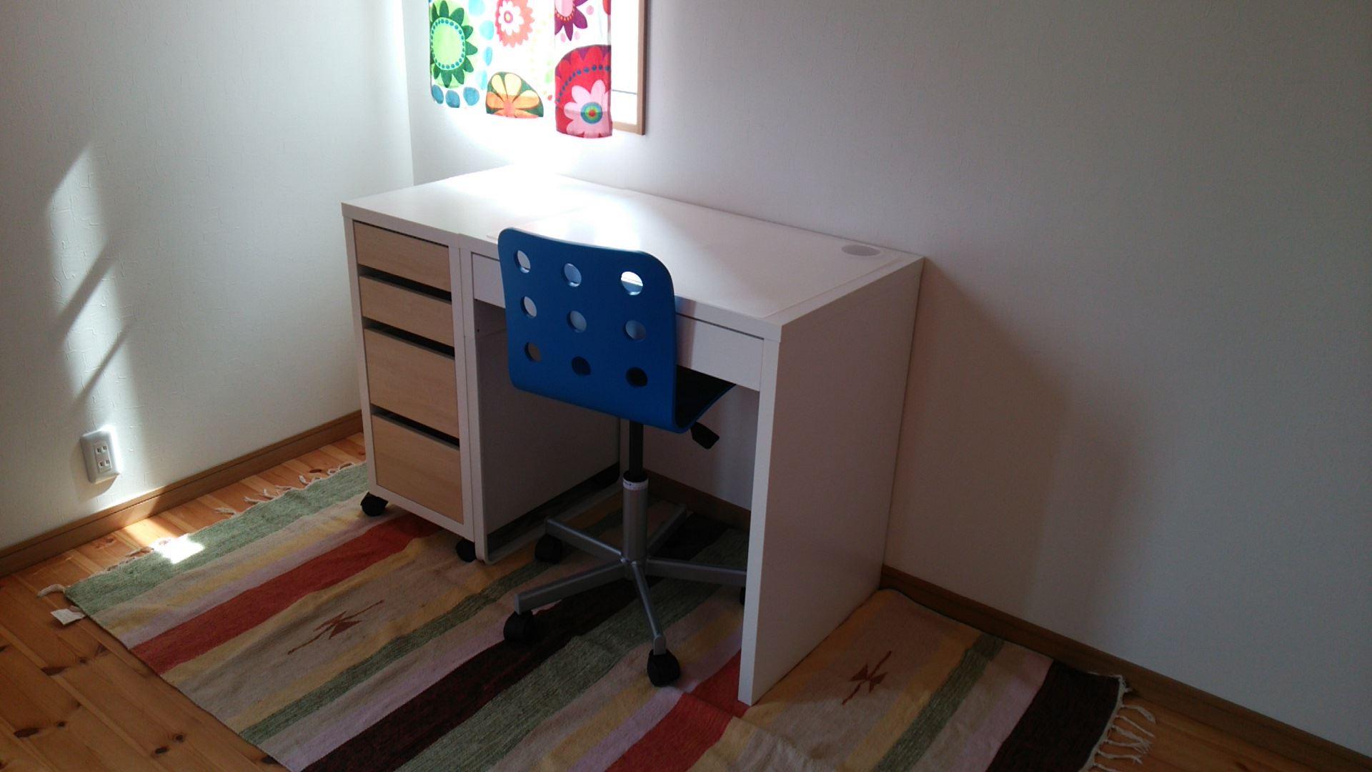 IKEA_学習机_買ってしまった_組み立て_大変