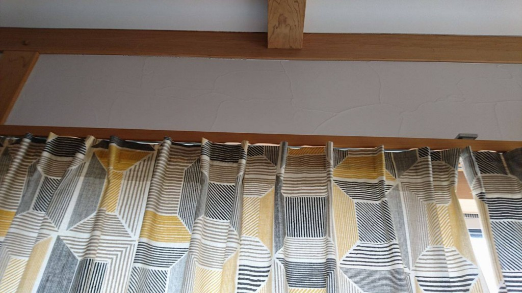 IKEA_布_カーテン_手作り_簡単